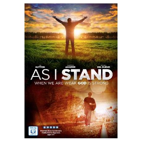 As I Stand DVD Movie