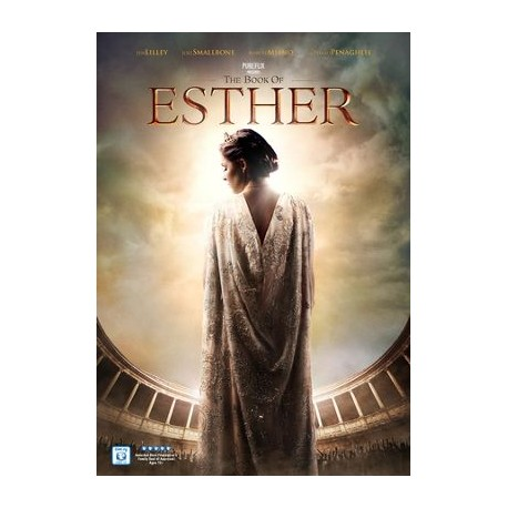 Esther, The Book Of DVD Movie