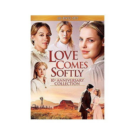 Love Comes Softly Complete Set - 10 DVD Collection DVD Movie