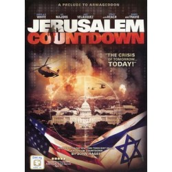 Jerusalem Countdown DVD Movie