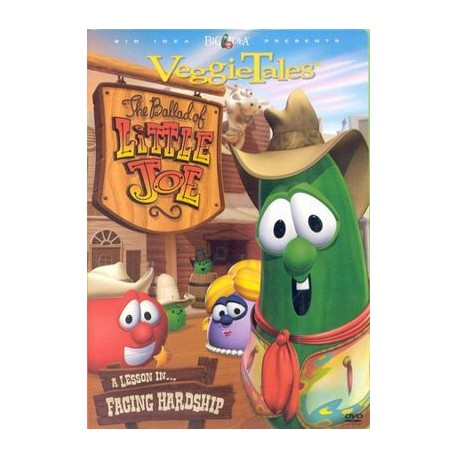 Veggie Tales: Ballad Of Little Joe  DVD Movie