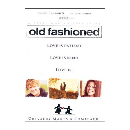 Old Fashion DVD Movie