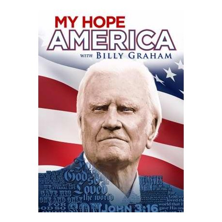 My Hope for America with Billy Graham DVD Movies