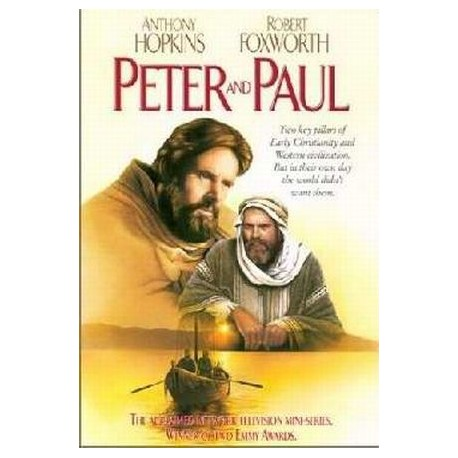 Peter And Paul DVD Movie