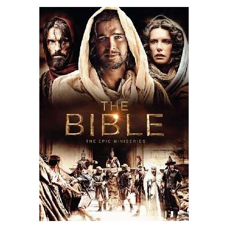 The Bible: The Epic Miniseries DVD Movies