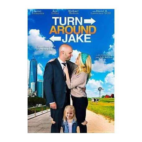 Turn Around Jake DVD Movie