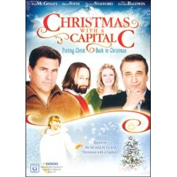 Christmas With a Capital C DVD Movie