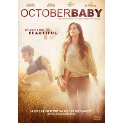 October Baby DVD Movie