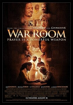 War Room DVD Movie