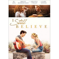 I Still Believe DVD Movie